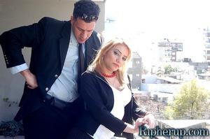 Disgraced porn. Blonde gets stud so hot  - XXX Dessert - Picture 3