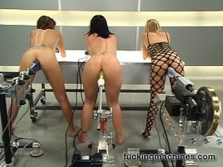 machine sex anal fucking