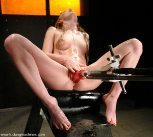 Sex machine xxx. Fucking Machines. - XXX Dessert - Picture 4