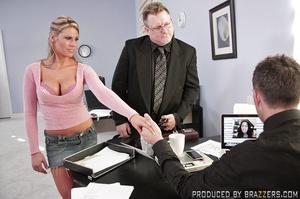 Big tits porno. Charisma Capelli fucking - XXX Dessert - Picture 4