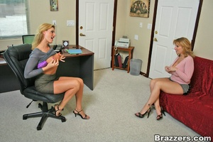 Xxx office. Hot and busty coworkers gett - XXX Dessert - Picture 6