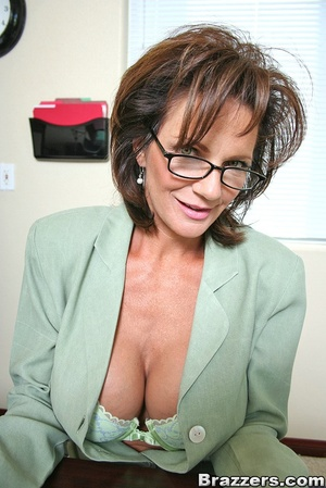 Office fuck. Deauxma takes young mans fa - XXX Dessert - Picture 1
