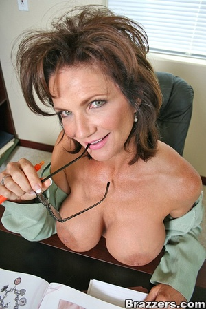 Office fuck. Deauxma takes young mans fa - XXX Dessert - Picture 3