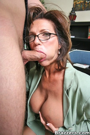Office fuck. Deauxma takes young mans fa - XXX Dessert - Picture 8