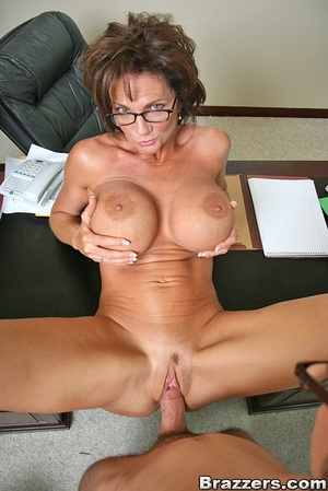 Office fuck. Deauxma takes young mans fa - XXX Dessert - Picture 15