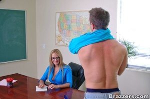 Big tit. Big titted teacher getting poun - XXX Dessert - Picture 4