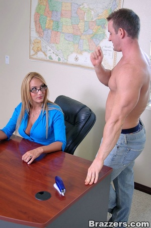 Big tit. Big titted teacher getting poun - XXX Dessert - Picture 5