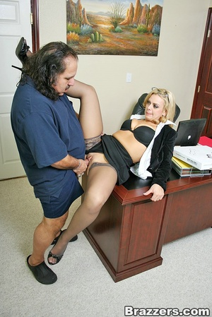 Busty beauties. BIg titted office girl f - XXX Dessert - Picture 6