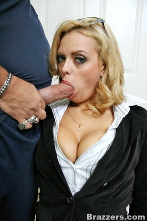 Busty beauties. BIg titted office girl f - XXX Dessert - Picture 8