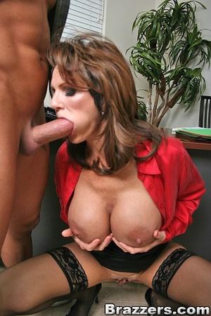 Secretary sex. Office Babe gets her brai - XXX Dessert - Picture 10