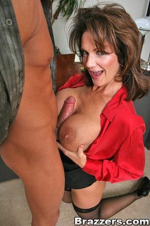 Secretary sex. Office Babe gets her brai - XXX Dessert - Picture 11