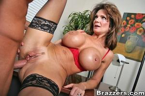 Secretary sex. Office Babe gets her brai - XXX Dessert - Picture 15