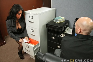 Sexy boobs. Mya Nichole gets her titties - XXX Dessert - Picture 5
