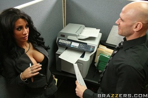 Sexy boobs. Mya Nichole gets her titties - XXX Dessert - Picture 6