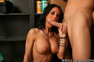Sexy boobs. Mya Nichole gets her titties - XXX Dessert - Picture 9
