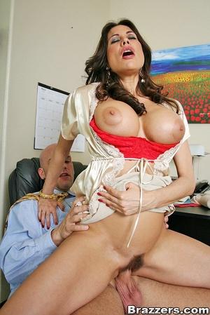 Xxx boobs. Super huge titted babe sucks  - XXX Dessert - Picture 6