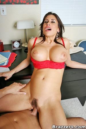 Xxx boobs. Super huge titted babe sucks  - XXX Dessert - Picture 12