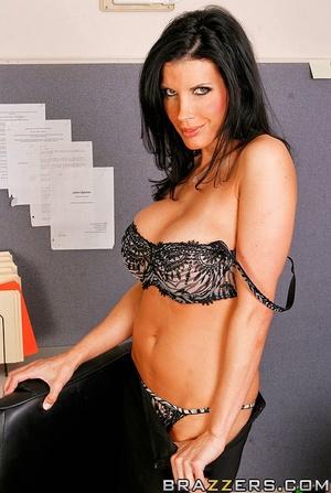 Office girls xxx. Shay Sights gets her c - XXX Dessert - Picture 2
