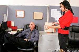 Office girls xxx. Shay Sights gets her c - XXX Dessert - Picture 5