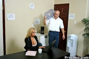 Huge boobs. Big titted Shyla Styles gets - XXX Dessert - Picture 4