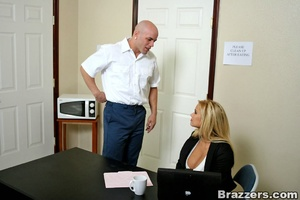 Huge boobs. Big titted Shyla Styles gets - XXX Dessert - Picture 5