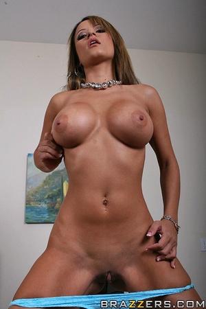 Baby got boobs. Busty office girl Jodi B - XXX Dessert - Picture 2
