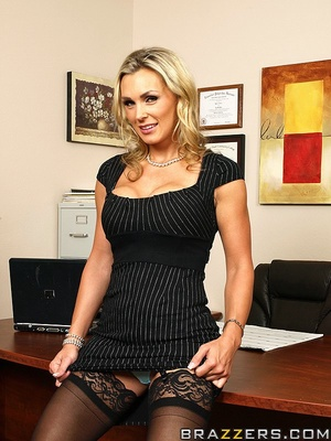 Tits porn. Tanya Tate gets a taste of th - XXX Dessert - Picture 1