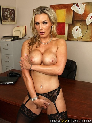Tits porn. Tanya Tate gets a taste of th - XXX Dessert - Picture 3