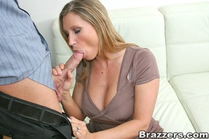 Horny secretary. Devon Lee fucks her val - XXX Dessert - Picture 7