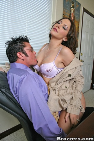 Xxx office. Slutty bitch Kinzie Kenner f - XXX Dessert - Picture 4