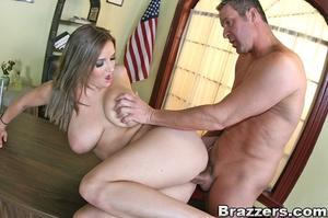Busty porn. Busty Jenna Doll gets slamme - XXX Dessert - Picture 14