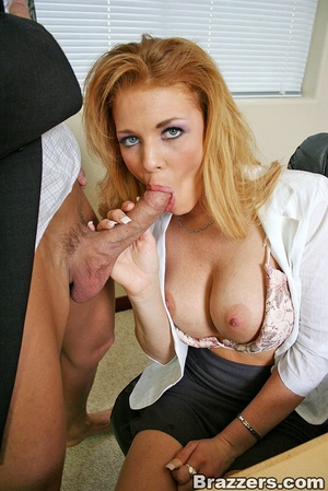 The office xxx. Busty secretary getting  - XXX Dessert - Picture 5