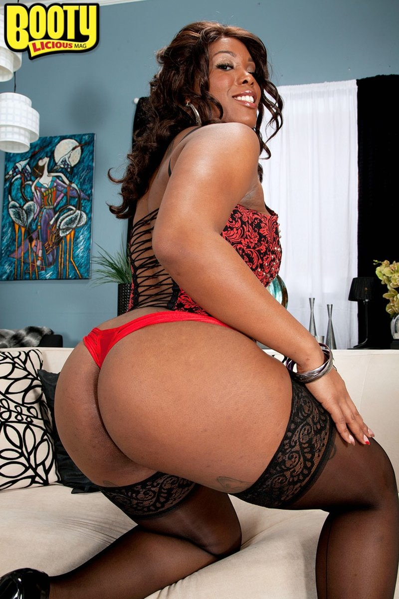 Black Sexy Ebony Big Booty