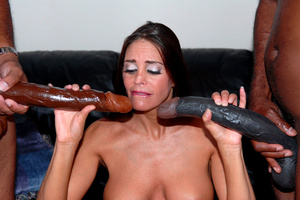 Monster dick. Insane cock brothas. - XXX Dessert - Picture 3