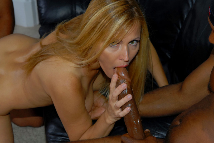 Office interracial sex with mature nicole moore