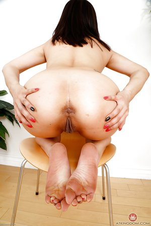 American pretty amateur crotchless panty
