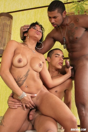 Bisexual xxx. Big tits Nicoly in this ho - XXX Dessert - Picture 5