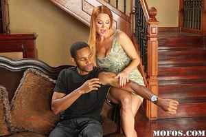 Hot mom sex. Janet Mason just moved in a - XXX Dessert - Picture 7