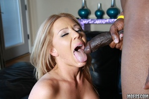 Interracial porn. After performing Lil R - XXX Dessert - Picture 5