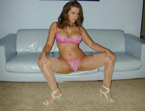 Nylon stockings. Boobalicious Erica has  - XXX Dessert - Picture 4