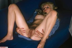 Xxx classic porn. Hairy blonde with a bi - XXX Dessert - Picture 10