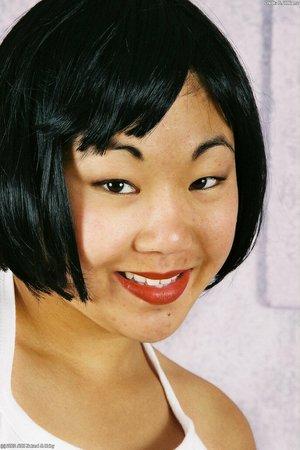 Brunette japanese amateur