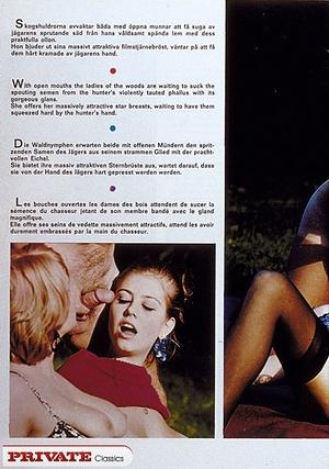 Retro xxx. Several girls showing the tru - XXX Dessert - Picture 3