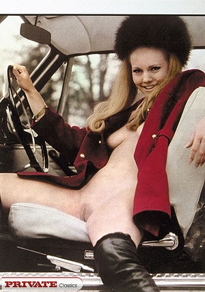 Xxx vintage. Sensual chicks from the six - XXX Dessert - Picture 3