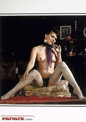 Xxx vintage. Sensual chicks from the six - XXX Dessert - Picture 12