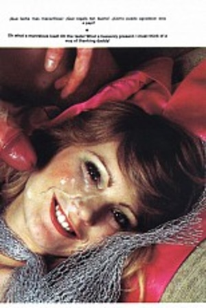 Retro nude. Naughty chicks from the Eigh - XXX Dessert - Picture 11