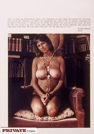 Old classic porn. Several big boobed sev - XXX Dessert - Picture 8