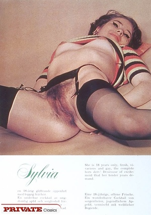 Classic retro porn. Natural sixties lady - XXX Dessert - Picture 2