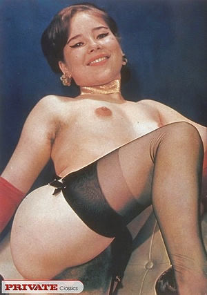 Classic retro porn. Natural sixties lady - XXX Dessert - Picture 3