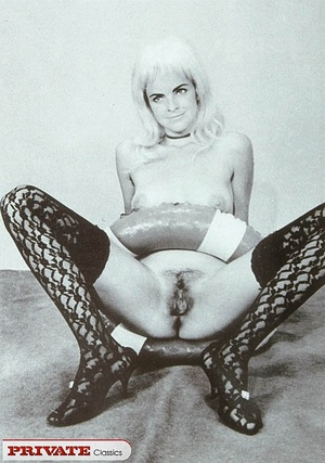 Classic retro porn. Natural sixties lady - XXX Dessert - Picture 11